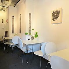 ギャラリー カフェ&バー ハピィの雰囲気1