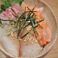 料理メニュー写真ニャロめし(海鮮丼)