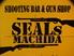 シューティングバー Machida SEALsのロゴ