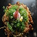 料理メニュー写真元祖名物 【スタミナホルモン焼そば】   (垂水店だけ)