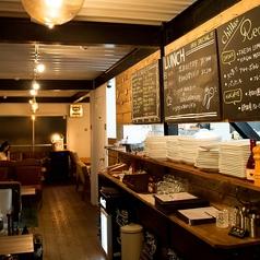 Cafe Chillax カフェ チラックス 中目黒の雰囲気1