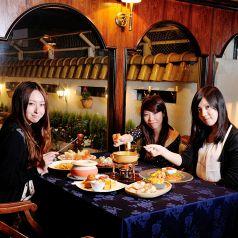 名古屋国際ホテル 天守閣のおすすめポイント1