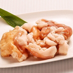 牛ホルモン(塩・味噌・辛々)