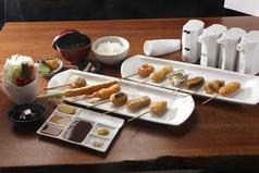 串の坊 銀座本店のおすすめランチ2