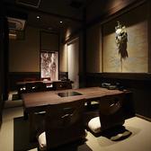 個室 鉄板居酒屋 花菱 江坂の雰囲気2