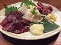 料理メニュー写真【3位】馬刺し~特上赤身~