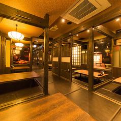 個室居酒屋 満宴 駒込本店の雰囲気1