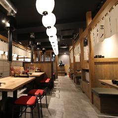 炭火焼肉 ホルモン 市ヶ谷 丹田の写真