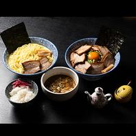 【定食屋さんが本気で作った魚介つけ麺】月火水限定!