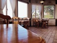 絶景を眺望できるレストラン