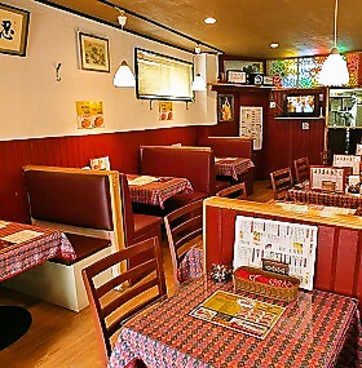 インドアジアンレストラン&バー ヒマラヤ 落合の雰囲気1