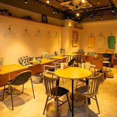 cafe nishi ga hachi カフェ ニシガハチの雰囲気1
