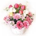 花束のお取り寄せ代行致します。