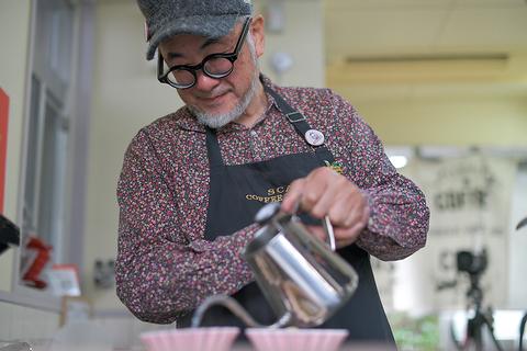 """桃太郎珈琲焙煎所 The Peach Boy Coffee Roasters Okayama Japan"""