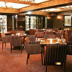 【5FBAR Lounge モヒート】個室貸切!着席最大46名様OK(*^^*)大人の雰囲気あふれる上質な空間☆大きな窓で解放感も抜群です!!ゆっくり語り合いたい夜に・・・。