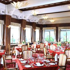 蒲郡クラシックホテル メインダイニングルームの写真