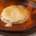 料理メニュー写真カマンベールのオーブン焼き(パン付)