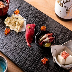 肉割烹 神楽坂 二三のコース写真