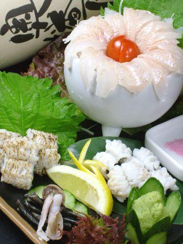 穴子料理と播磨の地酒 一張羅へようこそ