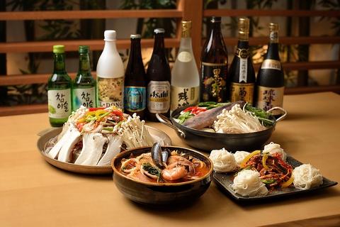 プルンナム韓国居酒屋