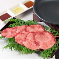 各種宴会に◎柔らかな牛タンしゃぶしゃぶは人気の一品!