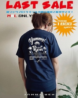 ★大人気★オリジナルTシャツがファイナルセールです!