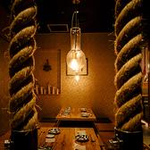 北九州酒場西新宿店は、2~6名様はこのタイプの個室へご案内。新宿駅周辺の完全個室居酒屋をお探しでしたら是非、 北九州酒場 西新宿店をご利用ください★★個室 新宿駅近 鍋 宴会 接待 社内宴会 飲み放題 女子会♪