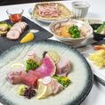厳選食材を使用したお得なご宴会コースを多彩にご用意しております。腕利きの料理人が織り成す、味わい深い絶品和食を会席仕立てでご提供いたします。梅田.大阪駅で日本酒飲み放題付コースをお探しの際は是非、個室梅田「ぬる燗佐藤 大坂」をご検討ください!梅田で個室も充実のお店です。