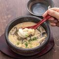 料理メニュー写真椎茸&トック