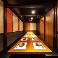 横浜の利用シーンに併せて最適な個室空間へご案内…◎♪