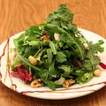 料理メニュー写真【ソイメニュー】ほろにが野菜と木の実 ソイチーズのグリーンサラダ