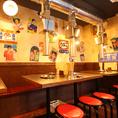 昭和レトロでノスタルジックな焼肉店