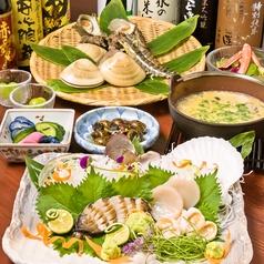 貝料理専門店 蛤やの特集写真