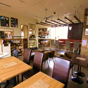 ピースカフェの雰囲気1