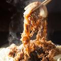 料理メニュー写真牛バラ焼き/ハーフ:650円(税抜)