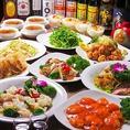 【本場仕込みの本格中華料理をご提供♪】当店でご提供しているお料理はどれも本場仕込みの本格仕様です!中華が食べたくなったら当店までお越しください。コース料理も充実していますので各種宴会も歓迎しています。