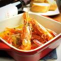 料理メニュー写真甘海老のアヒージョ