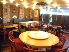 廣東料理 中国酒家の雰囲気1