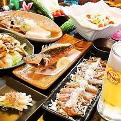 新鮮居酒屋 びたろー Bitaroのおすすめ料理1