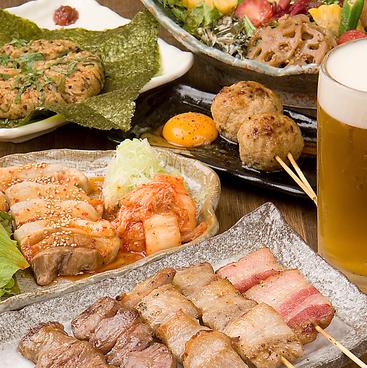 豚の串焼き がじゅまるのおすすめ料理1