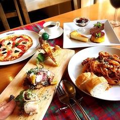Wine&Pasta DEPART 参宮店の写真