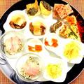 料理メニュー写真前菜盛り合わせ・5種