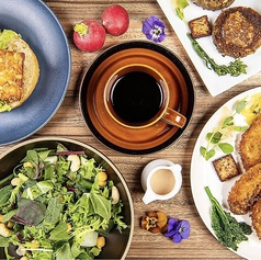 Organic cafe&kitchen 喫茶さえきの写真