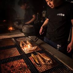 炉端焼酒屋 炉八 日本橋三越前駅本店の写真