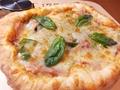 料理メニュー写真【4位】マルゲリータピザ