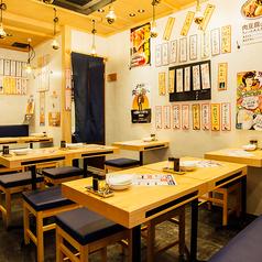 餃子ノ酒場 太陽ホエール 横浜駅前店の雰囲気1