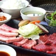 上肉・厚切りハラミなど!【絶品ランチ】680円~