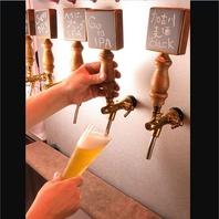 【香り】に拘った、オーナーこだわりのクラフトビール♪