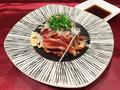 料理メニュー写真25/若鶏のたたき