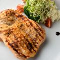 料理メニュー写真美桜鶏の岩塩焼き